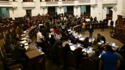 Congreso de CDMX aprueba 234 mil mdp en Ley de