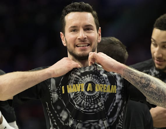 Redick apologizes for controversial video