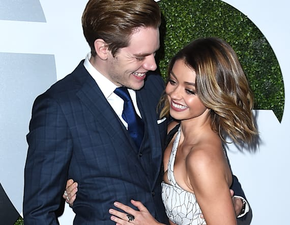 Sarah Hyland splits from boyfriend