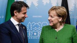La debolezza di Angela Merkel aiuta Conte (di U. De
