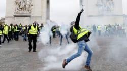 Des scènes de chaos brouillent l'acte III des gilets jaunes, l'inflexibilité du gouvernement
