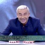 La confesión de Anabel Pantoja que dejó a Jorge Javier Vázquez doblado de