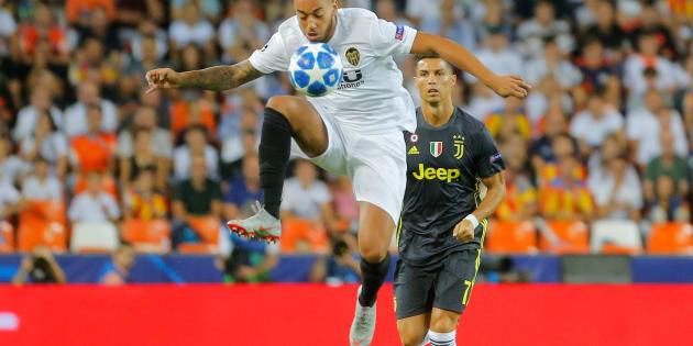 Ronaldo alla prima in Champions con la Juventus si fa espell