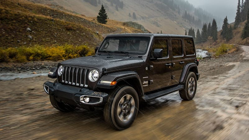 Death wobble' problem affecting JL Jeep Wrangler | Autoblog