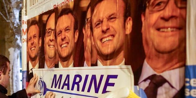 L'élection présidentielle ratée. REUTERS/Robert Pratta