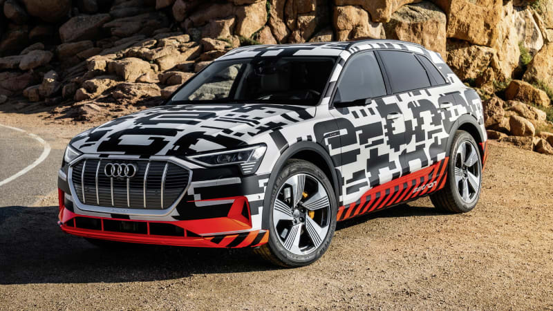 2019 Audi E Tron Boasts 355 Horsepower More In Limited Bursts