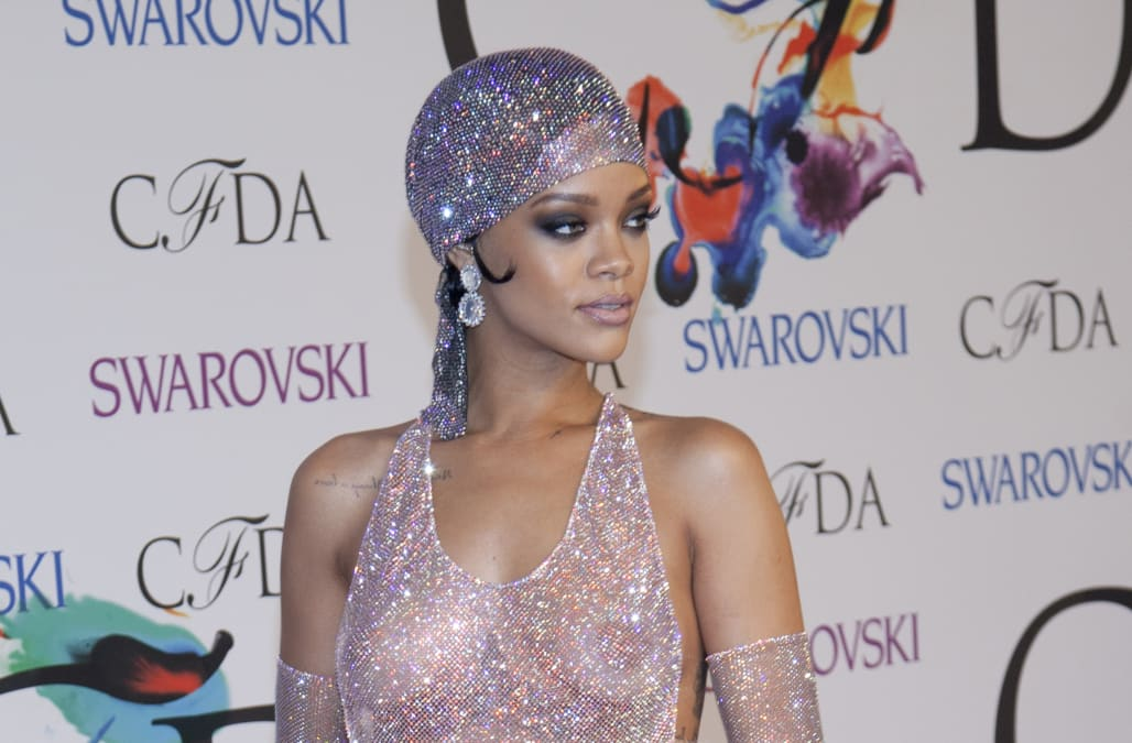 f7c3e5b8faf Rihanna is reportedly launching her own luxury fashion house under LVMH  Moët Hennessy Louis Vuitton.