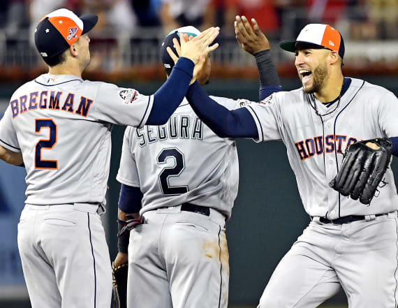 AL wins All-Star Game behind extra-inning heroics