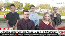 Teen Survivors Of Florida Shooting To March On Washington For Gun Law