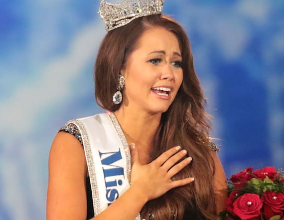 Miss America says she's been bullied by leadership