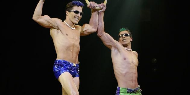 Floride: un acrobate meurt lors d'une représentation du Cirque du Soleil