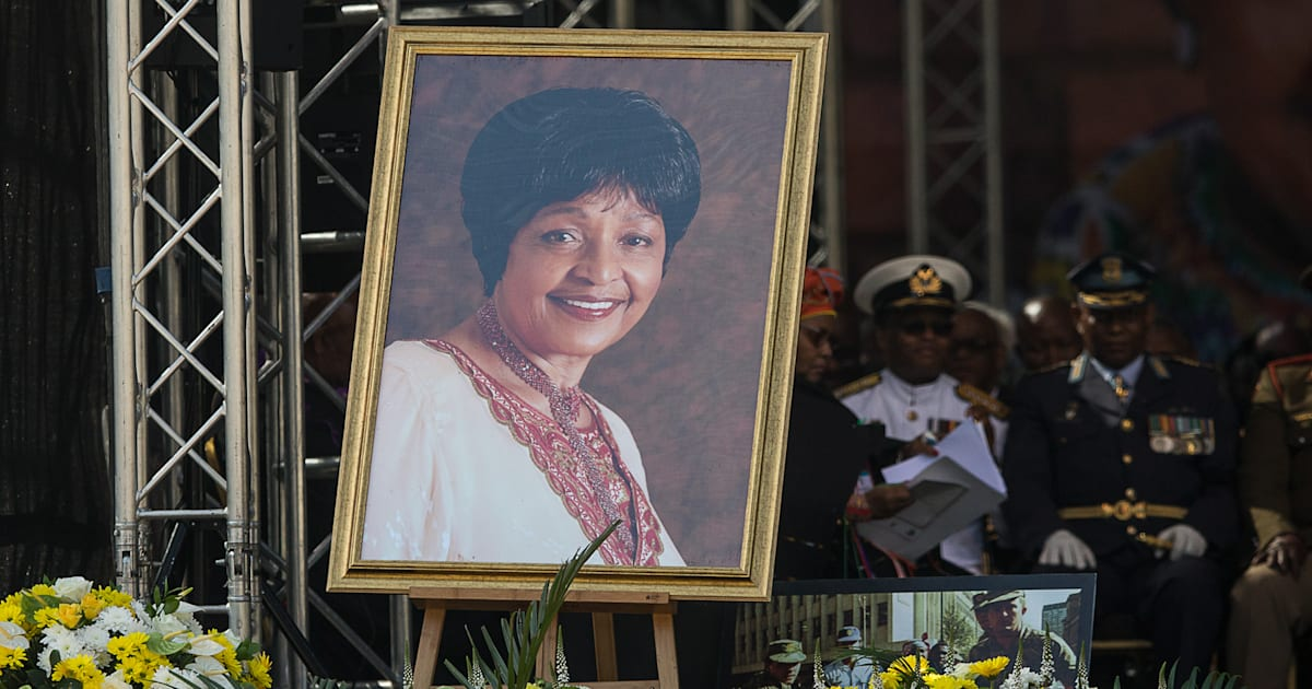 The Meaning Of Mourning: How Death Resurrected The Ideas Of Winnie Madikizela-Mandela
