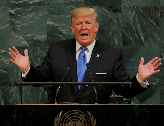 N. Korea: Trump's UN address 'sound of dog barking'