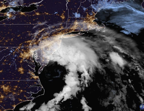 Tropical storm gains speed and strength
