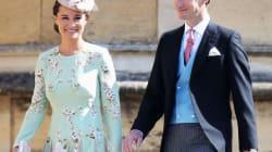 Pippa Middleton a complètement changé de style d'un mariage royal à un