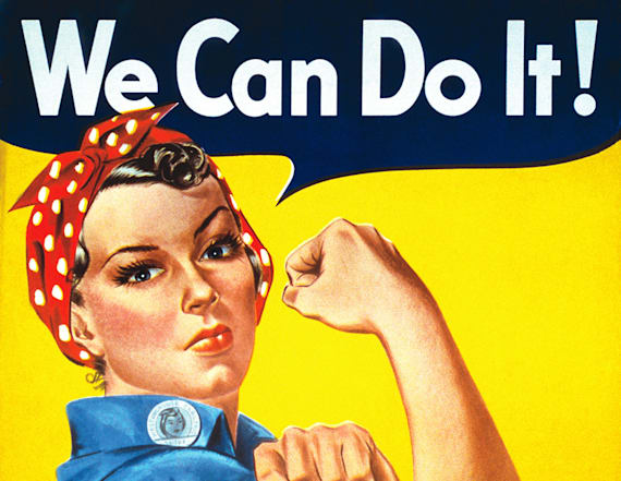 Rosie the Riveter, Naomi Parker Fraley, dead at 96