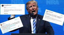 Trump mime les attentats du 13 novembre, les rescapés exigent de la diplomatie française une