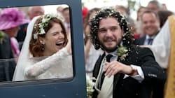 Kit Harington y Rose Leslie, Jon Snow e Ygritte en 'Juego de Tronos' ya se han