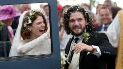 Jon Snow et Ygritte de