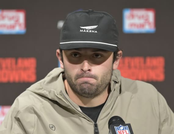 Baker Mayfield 'pretty pissed' after tough loss