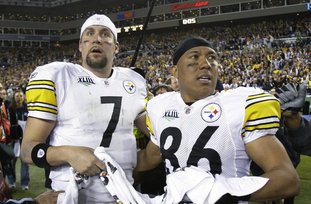 Hines Ward again slams Steelers, questions Ben