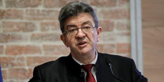 Monsieur Glucksmann, quelque chose d'essentiel vous échappe au sujet de Mélenchon et de Poutine. REUTERS/Benoit Tessier