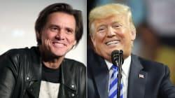 Jim Carrey Hangs A Savage New Nickname On Donald