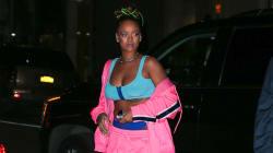 La colección de Rihanna con Puma en la Semana de la Moda de NY
