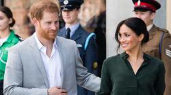 Meghan, le Prince Harry et les