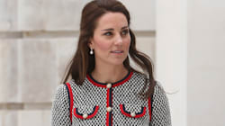 The Duchess Of Cambridge Is Giving Us Major '60s
