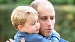 Duchess Of Cambridge Reveals Prince George Bonds With His Dad Over