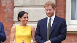 The Duke And Duchess Of Sussex Are Not Prince Louis'