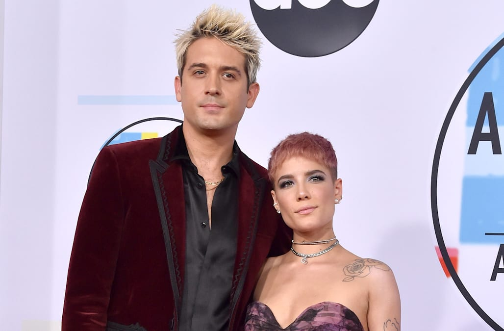 Halsey And G Eazy Split Again Cant Get Past Their Previous Issues
