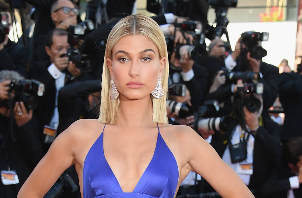 Hailey Baldwin named Maxim's sexiest woman of 2017