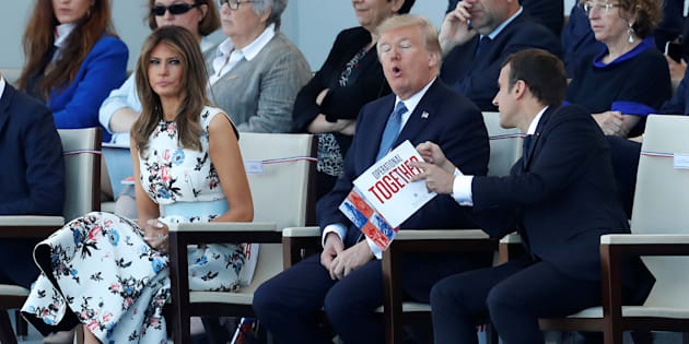 Le défilé militaire voulu par Trump coûterait 23 fois plus cher que la parade du 14 juillet