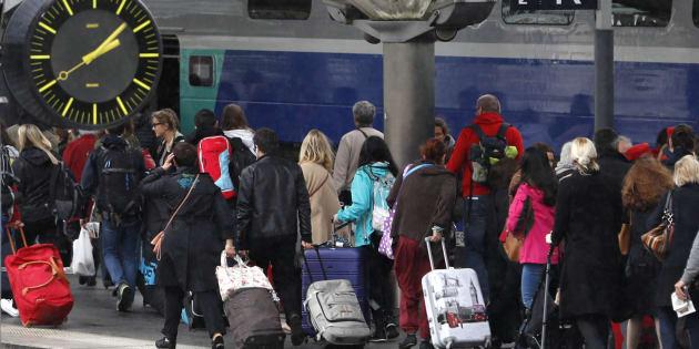 Les passagers des trains qui ont été bloqués durant quinze heures, dans la nuit de samedi 19 à dimanche 20 août, seront indemnisés par la SNCF. (Photo d'illustration)