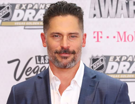 Joe Manganiello reveals 'the greatest perk of fame'