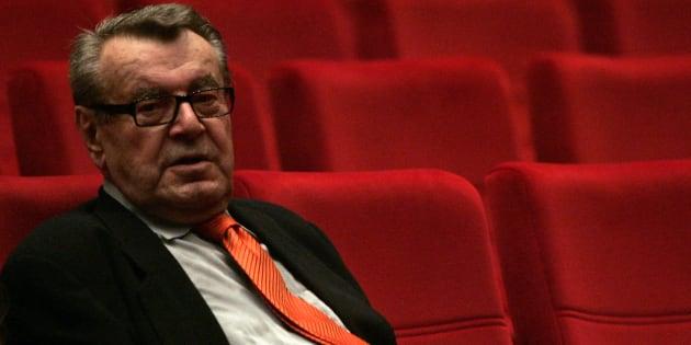 Milos Forman en 2009.