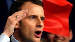 Macron propose un