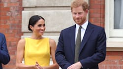 Prince Harry And Duchess Meghan Are Not Prince Louis'