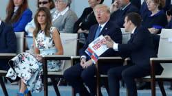 Les Américains vont en vouloir à Macron d'avoir donné à Trump cette idée à 92