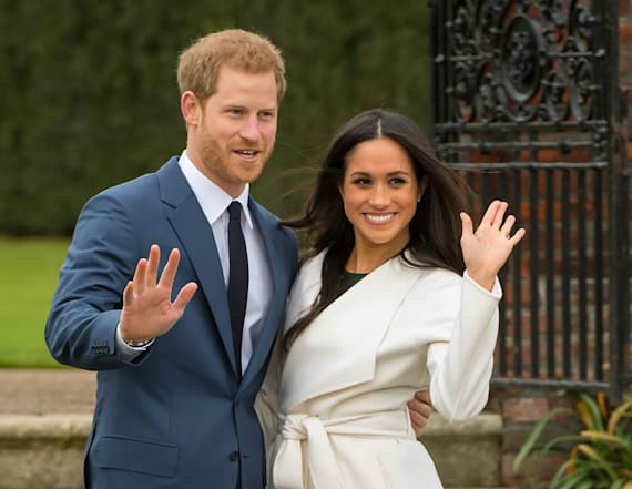 Prince Harry and Meghan Markle's royal wedding costs