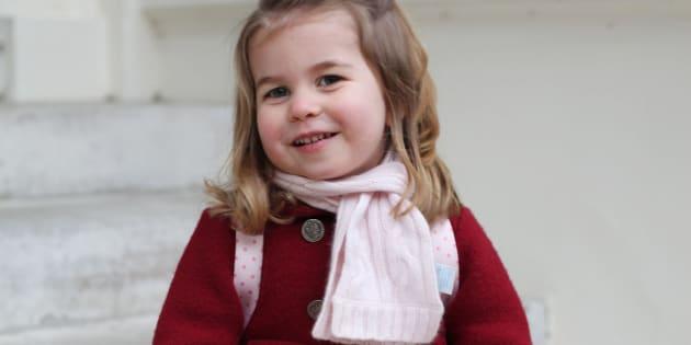 Princesa Charlotte começa a frequentar creche em Londres
