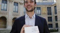 Joël Dicker rend hommage à son éditeur