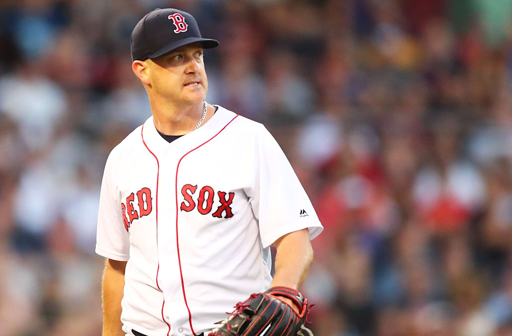 Red Sox P Wright suspended 80 games for PED violation - AOL News