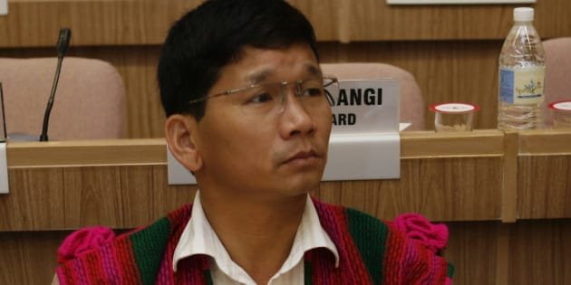 File photo of Kalikho Pul, former Arunachal Pradesh CM who was found dead on Tuesday, 9 August 2016.