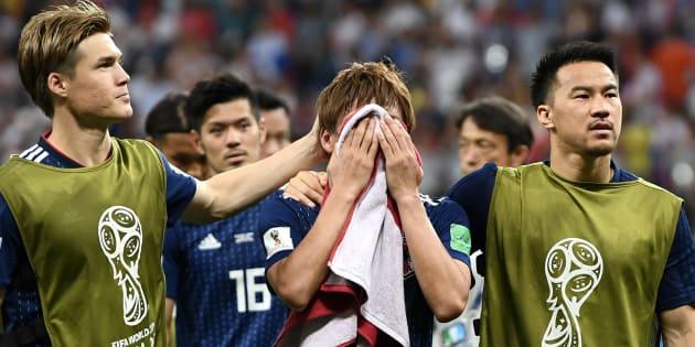 「ワールドカップ ベルギー戦」の画像検索結果