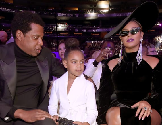 Blue Ivy Carter bids $19,000 for painting