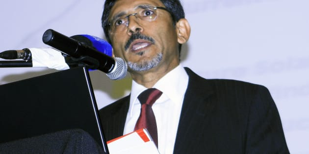 Minister of Economic Development Ebrahim Patel.