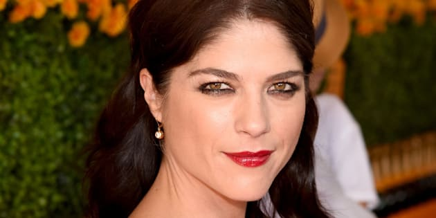 PACIFIC PALISADES, CA - OCTOBER 17:  Actress Selma Blair attends the Sixth-Annual Veuve Clicquot Polo Classic at Will Rogers State Historic Park on October 17, 2015 in Pacific Palisades, California.  (Photo by Jason Merritt/Getty Images for Veuve Clicquot)